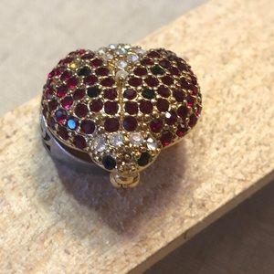 Monet Ladybug 🐞 pin
